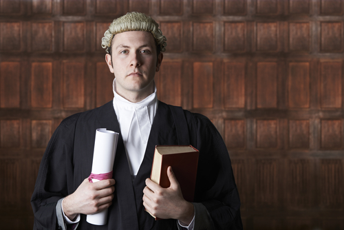 What is a barrister?